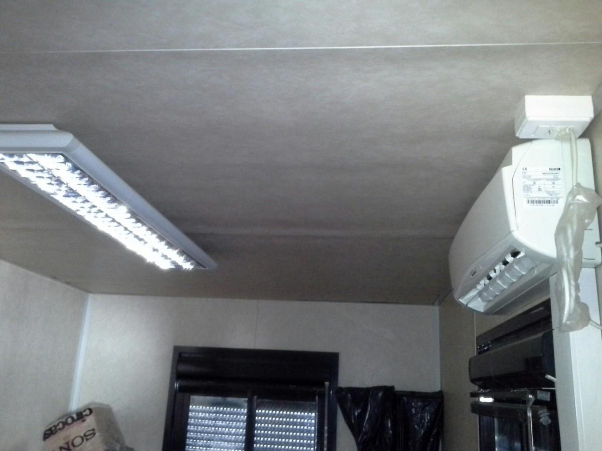Casa mobile non arredata per uso ufficio for Case uso ufficio