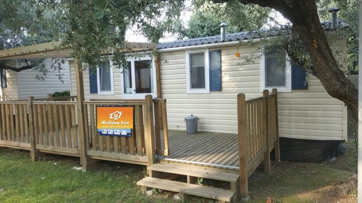 Case Mobili Usate Con Prezzo : Casa mobile alaska con terrazza coperta inclusa